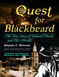 Cover Quest for Blackbeard: The True Story of Edward Thache and His World