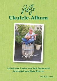 Cover Rolfs Ukulele-Album
