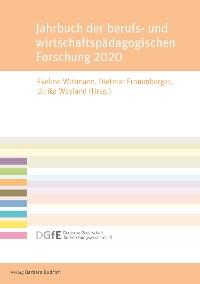 Cover Jahrbuch der berufs- und wirtschaftspädagogischen Forschung 2020