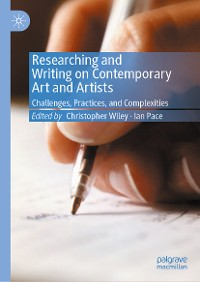 Cover Researching and Writing on Contemporary Art and Artists