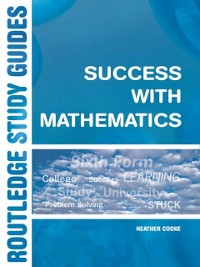 Cover Success with Mathematics