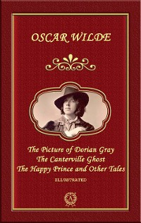 Cover Oscar Wilde - The Picture of Dorian Gray.