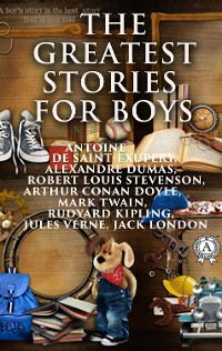 Cover The Greatest Stories for Boys