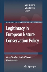 Cover Legitimacy in European Nature Conservation Policy