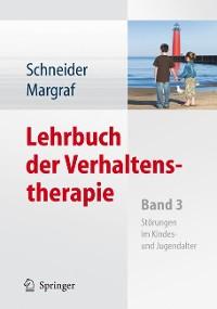 Cover Lehrbuch der Verhaltenstherapie