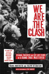Cover We Are The Clash