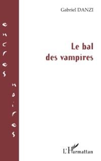 Cover Bal des vampires Le