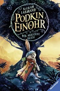 Cover Podkin Einohr, Band 1: Der magische Dolch