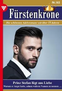 Cover Fürstenkrone 163 – Adelsroman