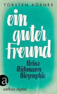 Cover Ein guter Freund