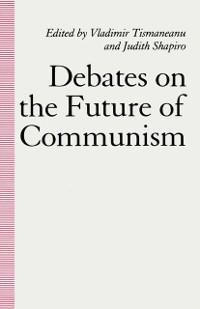 Cover Debates on the Future of Communism