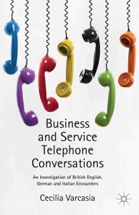 Cover Business and Service Telephone Conversations