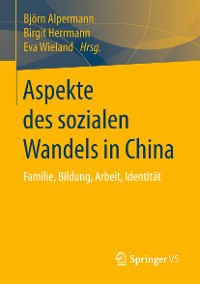 Cover Aspekte des sozialen Wandels in China