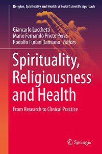 Cover Spirituality, Religiousness and Health
