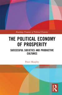 Cover Political Economy of Prosperity