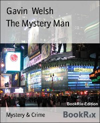 Cover The Mystery Man