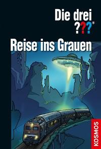 Cover Die drei ??? Reise ins Grauen (drei Fragezeichen)