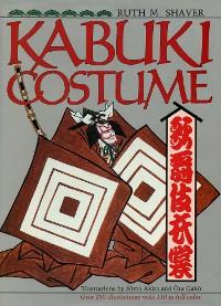 Cover Kabuki Costume