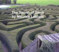 Cover Secret of Sarek