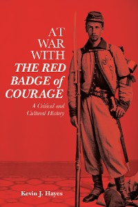 Cover At War with The Red Badge of Courage