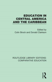 Cover Education in Central America and the Caribbean