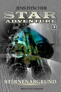 Cover Sternenabgrund (STAR ADVENTURE 1)
