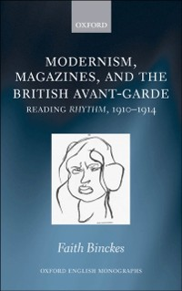Cover Modernism, Magazines, and the British avant-garde