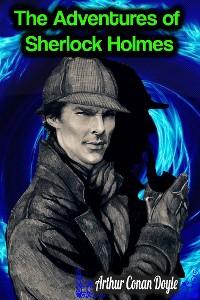 Cover The Adventures of Sherlock Holmes - Arthur Conan Doyle