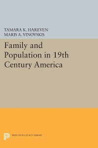 Cover Family and Population in 19th Century America