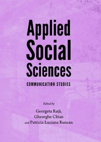 Cover Applied Social Sciences