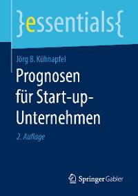 Cover Prognosen für Start-up-Unternehmen
