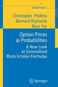 Cover Option Prices as Probabilities