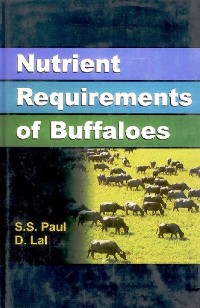 Cover Nutrient Requirements of Buffaloes