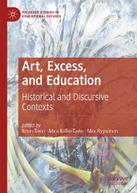 Cover Art, Excess, and Education
