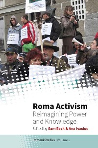 Cover Roma Activism