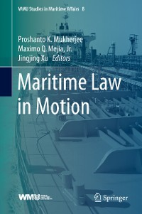 Cover Maritime Law in Motion
