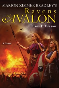 Cover Marion Zimmer Bradley's Ravens of Avalon