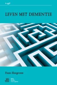 Cover Leven met dementie