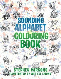 Cover Sounding Alphabet & Colouring Book