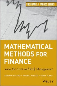 Cover Mathematical Methods for Finance