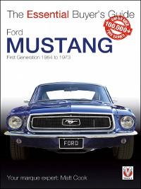 Cover Ford Mustang - First Generation 1964 to 1973