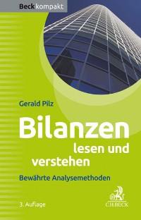 Cover Bilanzen lesen und verstehen