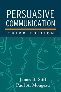 Cover Persuasive Communication, Third Edition