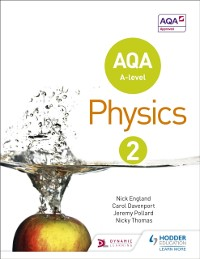 Cover AQA A Level Physics Student Book 2
