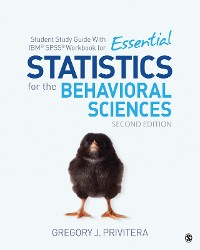 Cover Student Study Guide With IBM® SPSS® Workbook for Essential Statistics for the Behavioral Sciences