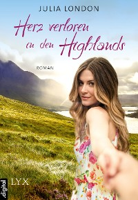 Cover Herz verloren in den Highlands