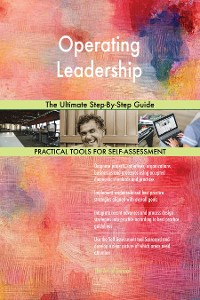 Cover Operating Leadership The Ultimate Step-By-Step Guide