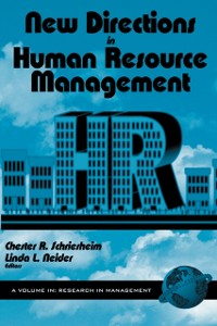 Cover New Directions in Human Resource Management