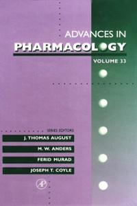 Cover Advances in Pharmacology