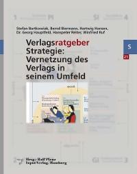 Cover Verlagsratgeber Strategie: Vernetzung des Verlags in seinem Umfeld